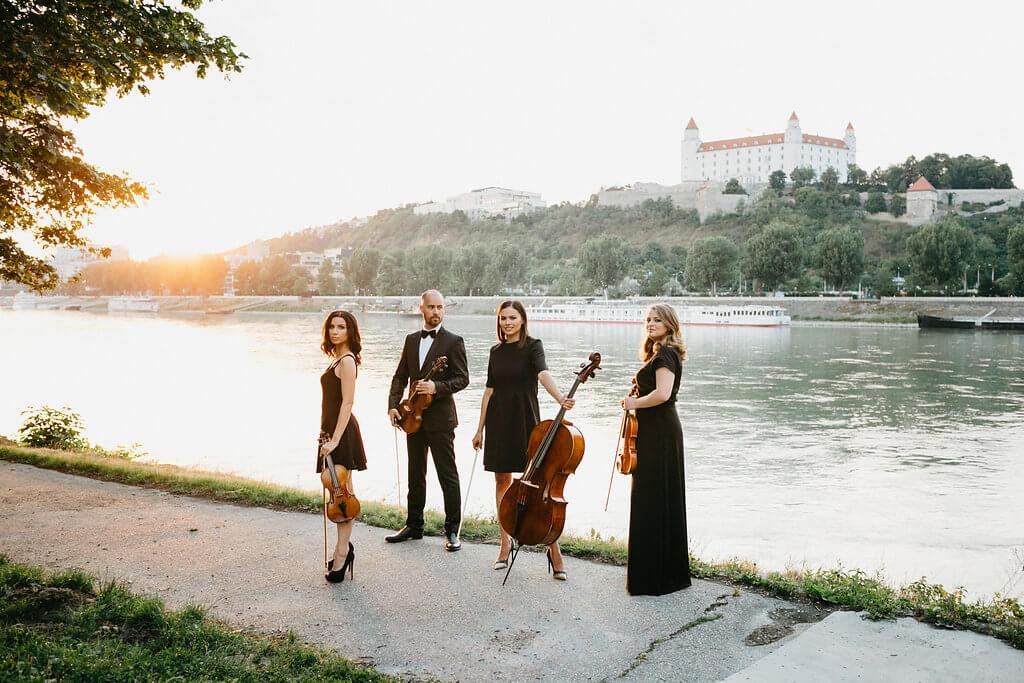 String Quartet Bratislava