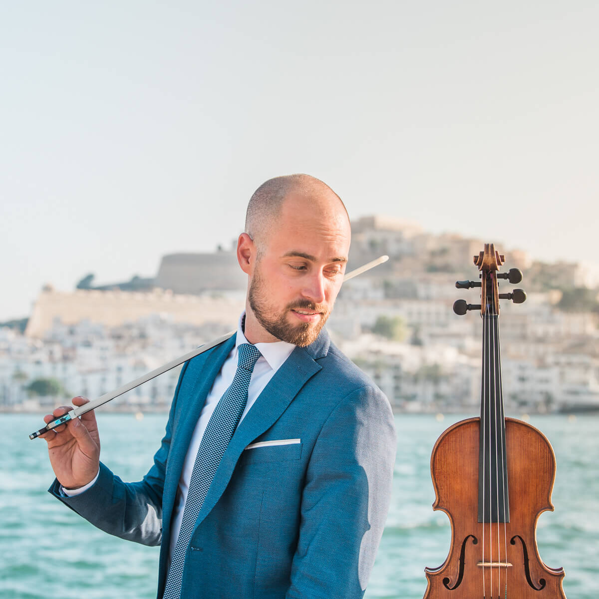 Wedding Violinist in Ibiza