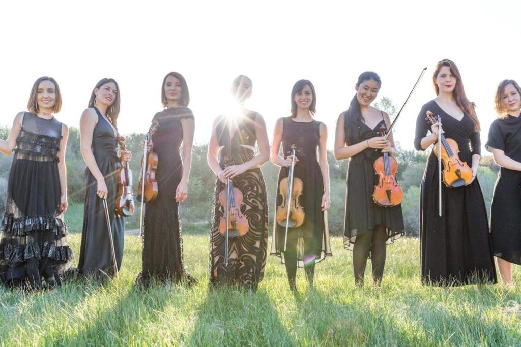 female orchestra