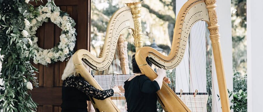 harp players