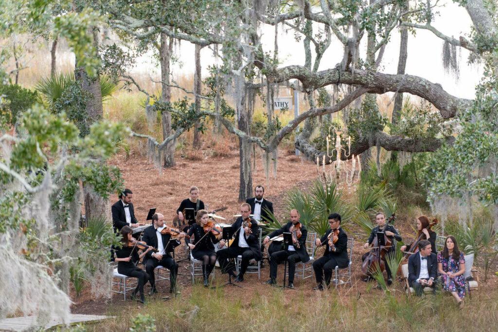 Wedding String Orchestra | Kiral Artists