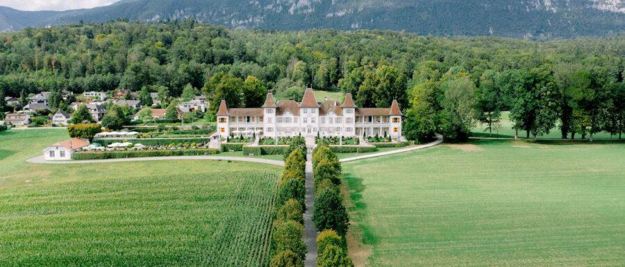 Waldegg Castle called also Schloss Waldegg