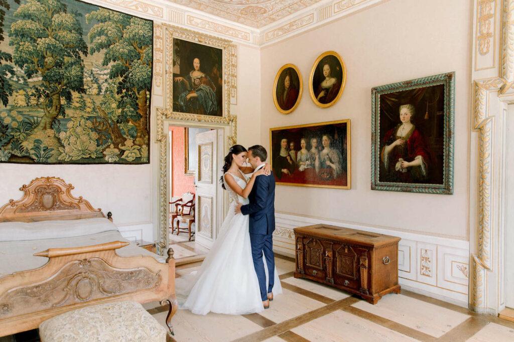 Interior Schloss Waldegg