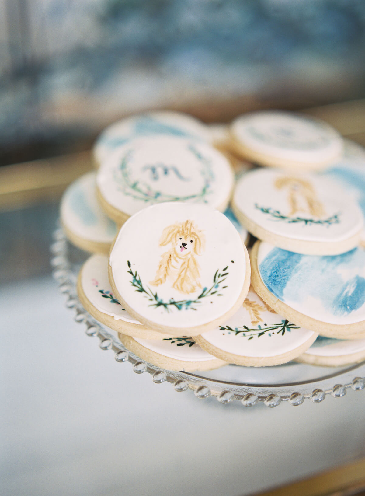 ABCD Cake Make wedding in Charleston at Hotel Bennett