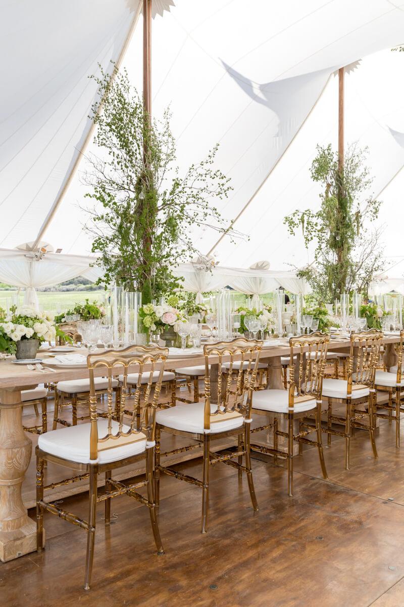 wedding tent inspiration | Bluebird Productions Aspen, CO