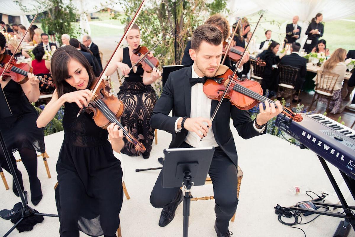 wedding violin orchestra